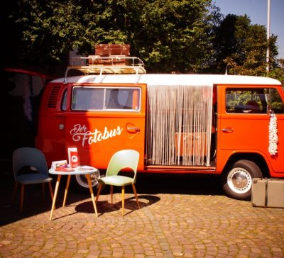 Fotobus in Weinheim – Inclusives Festival Eventsnapper auf