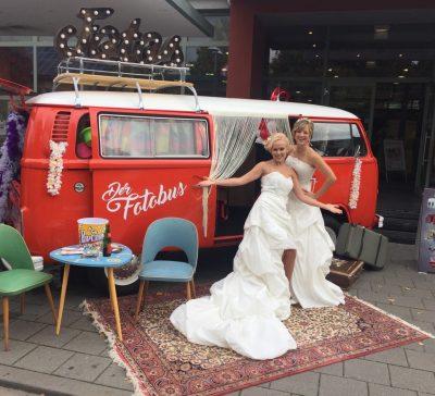Fotobus & Busbar – Hochzeitsmesse Speyer Eventsnapper auf