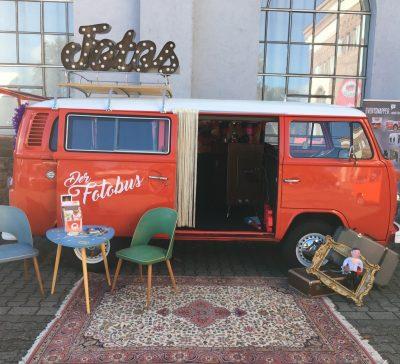 Fotobus & Busbar – Hochzeitsmesse Worms mit Verstärkung! Eventsnapper auf Hochzeitsmesse Worms