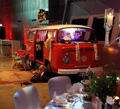 Deutscher Tourismustag 2017 – Unser Fotobus in Aktion Eventsnapper auf Deutscher Tourismustag