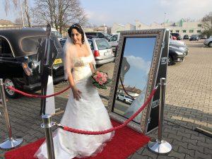 Fotobox Magic Mirror Spiegelfotobox