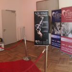 Eventsnapper auf galaball der tanzschule stroh
