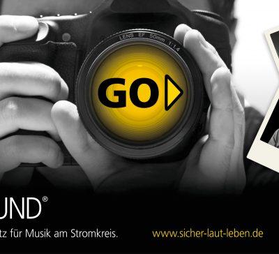 Standalone Fotobox in Hamburg auf dem Reperbahnfestival Eventsnapper auf standalone