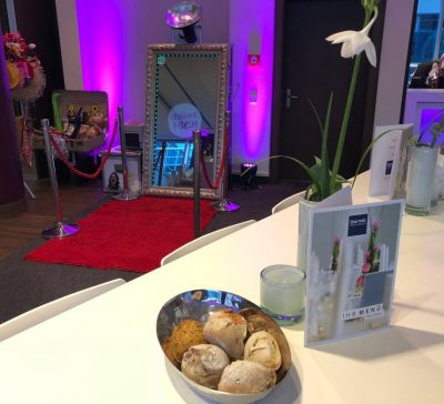 Magic Mirror auf der Dorint Rooms Conference 2019 Eventsnapper auf
