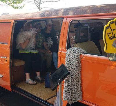 Vintage Fotobus Zusammen Mit Jobrouter In Der Dhbw Mannheim Am 25.05.2019. Eventsnapper auf